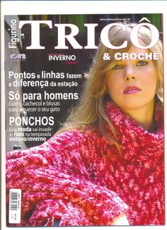 revista de trico 2011 para