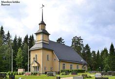 JPK-kuvablogi: Muroleen kirkko