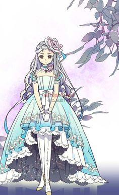 The Abandoned Empress Manga Anime Art Girl, Manga Girl, Fantasy Characters, Anime Characters, Anime Galaxy, Anime Princess, Manhwa Manga, Anime Angel, Beautiful Anime Girl