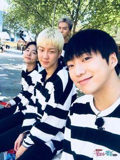 WINNER / Kang Seung Yoon / Song Minho - Mino / Kim Jinwoo / Lee Seung Hoon / So handsome / WINNER 2017 / W4