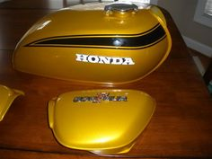 honda cb450 fuel tank - Google Search