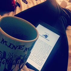Yes. A cup of #coffee at 7:30pm. JUST so I can keep reading. I'm 18 years behind people! I gotta catch up! #HarryPotter #TheChamberOfSecrets #HarryPotterAndTheChamberOfSecrets #WhyDidntIEverReadThese