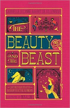 The Beauty and the Beast: Gabrielle-Suzanna Barbot de Villenueve: 9780062456212: Amazon.com: Books