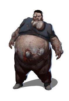 The Boomer - The Left 4 Dead Wiki - Left 4 Dead, Left 4 Dead 2, Survivors, Infected, walkthroughs, news, and more, Boomer-artwork.gif