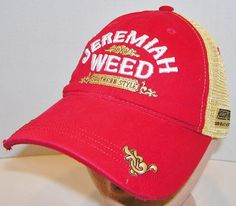 b886b85381d Jeremiah Weed Souther Style Rousch Fenway Racing  17 Snapback Hat Baseball  Cap  na
