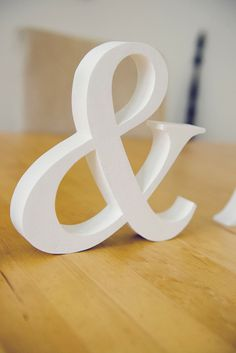 lufcik blog wedding letters monogram wooden initials
