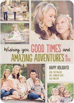 Holiday Cards & Custom Holiday Photo Cards 2014 | Tiny Prints