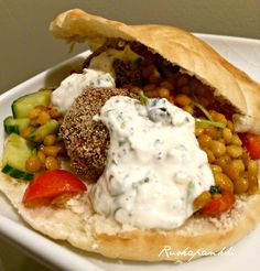 Falafel, Tapas, Food To Make, Meat, Chicken, Breakfast, Ethnic Recipes, Morning Coffee, Falafels
