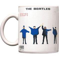 Beatles Help! Coffee Mug