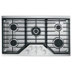 Upgrade your kitchen space by selecting this affordable Cafe Gas Cooktop in Stainless Steel and Brushed Stainless with 5 Elements including Burner. Ottawa, Calgary, Plaque En Fonte, Thing 1, Wall Oven, Cool Things To Buy, Kabobs, Kitchen Design, Kitchen Ideas