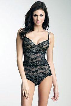 Sexy Shapewear: Figurformendes Top von Skinnygirl