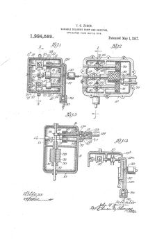 Patent US1224589 - Variable-delivery pump and injector. - Google Patents Patent Pending, Variables, Delivery, Pumps, Google, Pumps Heels, Pump Shoes, Heel Boot, Slipper