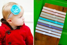 Elastic Headbands 10 Pack  Who doesn't need a good headband?  85% OFF