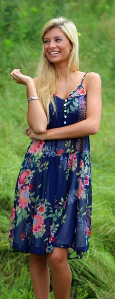 Blooming Love Dress | Monday Dress Boutique