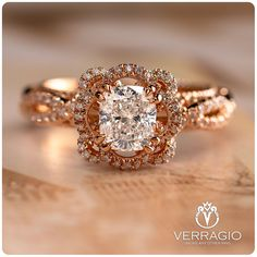 With all the warm weather flowers are everywhere. #verragio Verragio Rings, Verragio Engagement Rings, Wedding Rings Solitaire, Best Engagement Rings, Gemstone Engagement Rings, Rose Gold Engagement Ring, Vintage Engagement Rings, Rose Gold Eternity Band, Rose Gold Apple Watch