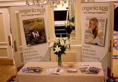 Organic Spa Magazine's Inaugural Beauty & Lifestyle Event, NYC