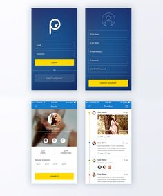 Cool Social Network App Concept Free PSD. Download Social Network App Concept Free PSD. This is a instagram style social network app which showcase user photo gallery and leaderboard   Here are 5 elegant screens such as user login app screen, user registration, user profile, user timeline etc are the part of Social Network App Concept Free PSD, an enhanced social network app  made for the iPhone. The ui design is clean and modern with a lovely color scheme. Hope you like it. Enjoy!
