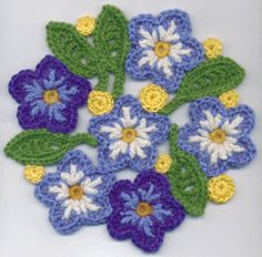 Today is National Forget-Me-Not Day! Who knew? Many thanks to Vintage Bell Broken China Jewelry, whom I follow on Facebook, for bringing this to my attention! National Forget-Me-Not Day reminds us to get in touch with friends and relatives that we don't see very often. National Forget-Me-Not Day has nothing to do with flowers, but …