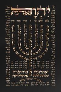"""Uno de los recursos más utilizados en numerología es el denominado número triangular o número secreto. En hebreo, """"amor"""" se dice Ahavah (אהבה) y su guematria es 13. Veamos qué nos enseña el número secreto del 13, o sea descubramos cuál es el secreto del amor."""