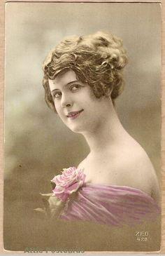 Красавицы 1920-30-х годов