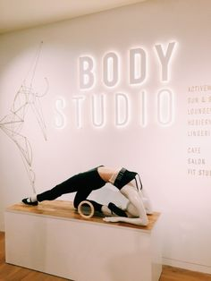 Five things to love about Selfridges' Body Studio