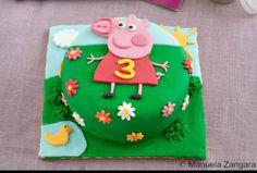 Peppa cake!