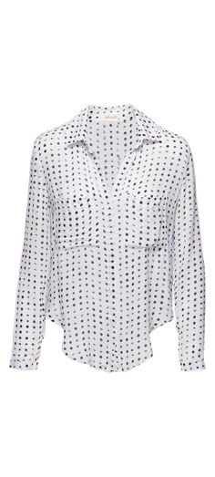 Bella Dahl Hipster Shirt in White / Manage Products / Catalog / Magento Admin