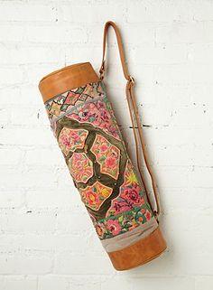 #freepeople #boho #bohemian #yoga #yogabag #accessories #bag #hippie #beautiful