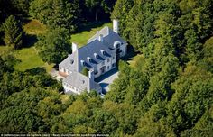 Another property: Clark also owned this Connecticut mansion, Le Beau Chateau, in New Canaan but it went empty for more than 60 years. When she tried to sell it, reporter Bill Dedman investigated who the owner had been and Clark's story was revealed