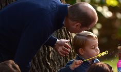 Watch Prince George and Princess Charlotte steal the show at royal playdate