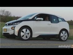 2015 BMW i3 Electric Car Test Drive Video Review - YouTube