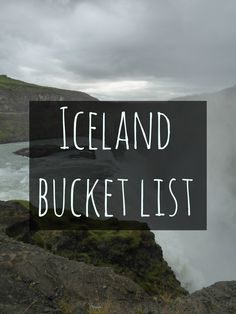 Here is the ultimate list of things to do in Iceland. How many have you crossed off?