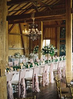 Rustic barn tablescape planned by Love This Day Events with linens by Wildflower Linens: http://www.stylemepretty.com/little-black-book-blog/2016/03/11/must-see-moments-from-our-little-black-book-members-28/