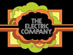 The Electric Company ~ one of the best shows Sweet Memories, Childhood Memories, School Memories, Childhood Toys, Family Memories, Early Childhood, Ed Vedder, Fraggle Rock, Lisa