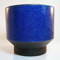 Studio Keramik Vase / Übertopf • Böttger Keramik Werkstatt • H:15,5 cm • 1,5 kg