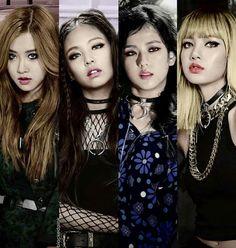 BLACKPINK    Rosé, Jennie, Jisoo, & Lisa