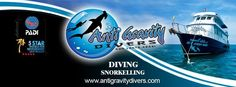 Anti Gravity Divers, Koh Lanta