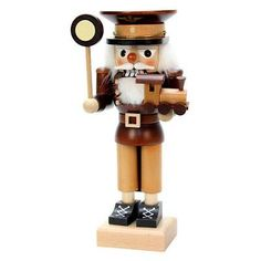 Nutcrackers 177743: Christian Ulbricht Conductor Nutcracker, Brown -> BUY IT NOW ONLY: $87.29 on eBay!