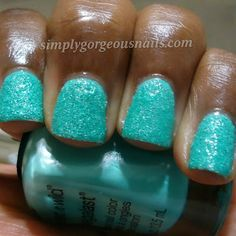 Simply Gorgeous Nails: DIY TEXTURED NAIL POLISH