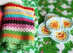 Granny stripes
