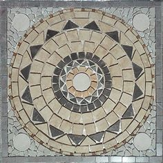 Tumbled Marble & Travertine Medallion for Indoor, Outdoor, Backsplash, Shower Floor or Wall Art By Stone Deals Stone Deals http://www.amazon.com/dp/B00ZGBAAI0/ref=cm_sw_r_pi_dp_mxdUvb0T8ZRPK