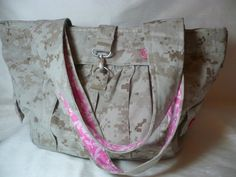 different style for the mil spouse purse