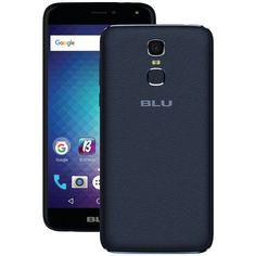 BLU L0110UUDKBL Life Max Smartphone