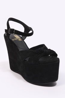 Black Knot Wedges