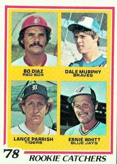 Topps Diamond Giveaway - Dale Murphy 1978