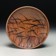 Kyle Carpenter (Asheville, NC) | Plate | Salt fired stoneware