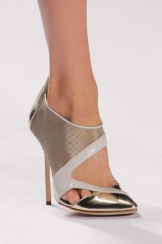 "J Mendel Spring 2014 FOLLOW ME OR ONE OF MY FASHION BOARDS FOR AN INVITE TO MY GROUP BOARD ""A SHOE LOVER'S DREAM"""