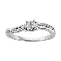 Littman Jewelers Promise Rings