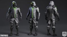 I was lucky enough to be one of the artists working with Cédric Séaut and Guillaume Tiberghien for Keos Masons' Fortnite Team! Being able to contribute to this massive title is such a huge honor and I am super grateful to Keos Masons for giving me the Archetypes, Artist At Work, Zbrush, Game Art, Masons, Darth Vader, Sci Fi, Batman, Superhero