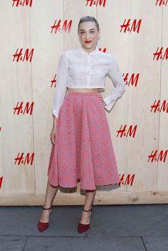Mia Moretti in H&M